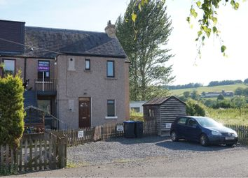 Thumbnail 2 bed flat for sale in Haughhead Road, Earlston