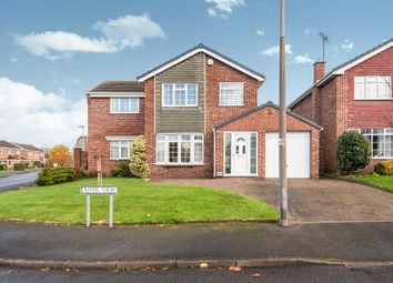 Thumbnail 4 bed detached house for sale in River View, Ordsall, Retford