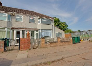 Thumbnail 5 bed end terrace house for sale in Morland Road, Holbrooks, Coventry