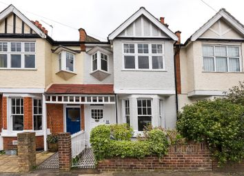 Thumbnail 3 bed terraced house for sale in Avenue Gardens, East Sheen