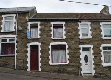 Thumbnail 1 bed terraced house for sale in St. Gwladys Avenue, Bargoed