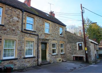 3 bed terraced house for sale in High Street, Coleford, Somerset BA3
