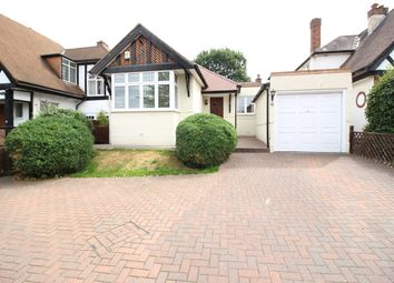 Thumbnail 3 bed detached bungalow for sale in Chestnut Avenue, Ewell