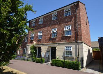 Thumbnail 3 bed town house for sale in Kittyhawk Close, Bowerhill, Melksham