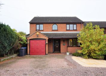 Thumbnail 4 bed detached house for sale in Main Street, Coalville
