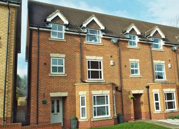 Thumbnail 4 bed town house for sale in Chelwood Drive, Mapperley, Nottingham