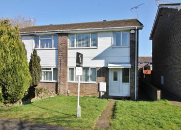 Thumbnail 3 bedroom semi-detached house for sale in Cranbourne Park, Hedge End, Southampton