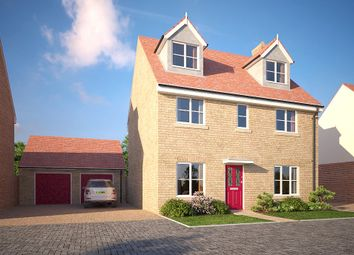 Thumbnail 5 bed detached house for sale in South Paddock, Clifton