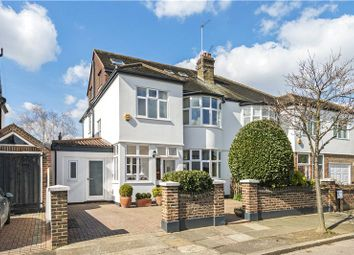 Thumbnail 5 bedroom property for sale in Lowther Road, Barnes, London
