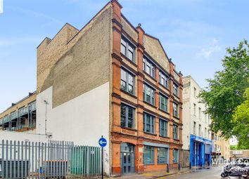 Thumbnail 3 bed flat for sale in The Denim Factory, Davenant Street, London
