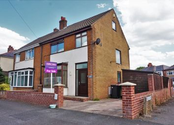 Thumbnail 3 bed semi-detached house for sale in Hawkhurst Avenue, Preston