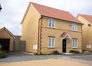 Thumbnail 3 bed detached house for sale in Farrier Way, Whitchurch, Bristol