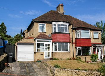 Thumbnail 3 bed semi-detached house for sale in The Ridge, Coulsdon