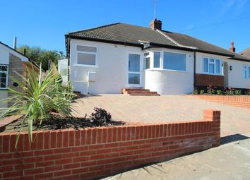 Thumbnail 2 bed semi-detached house to rent in Perry Hall Close, Orpington, Kent