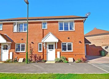 Thumbnail 3 bed end terrace house for sale in Pelling Way, Horsham, West Sussex