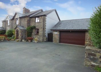 Thumbnail 4 bedroom semi-detached house for sale in Liftondown, Lifton