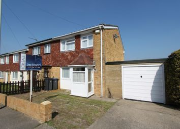 Thumbnail 3 bed end terrace house for sale in St Richards Road, Deal