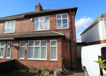 Thumbnail 3 bedroom semi-detached house for sale in Ovington Grove, Fenham, Newcastle Upon Tyne