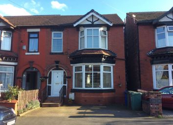 Thumbnail 5 bed semi-detached house for sale in Richmond Avenue, Prestwich, Manchester