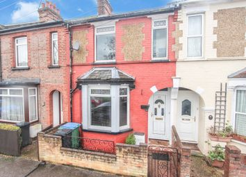Thumbnail 3 bedroom terraced house for sale in Parkgate Road, Watford
