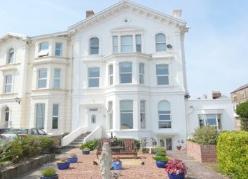 Thumbnail 1 bed flat to rent in Regency Crescent, Oldfields, Exmouth