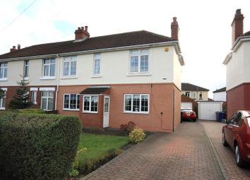 Thumbnail 3 bed semi-detached house for sale in Broc-O-Bank, Norton, Doncaster