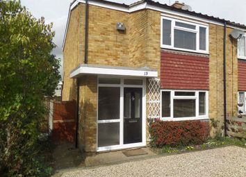Thumbnail 2 bed end terrace house to rent in Hardie Road, Stanford-Le-Hope
