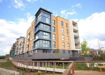 Thumbnail 2 bed flat for sale in Cygnet House Drake Way, Drake Way, Reading
