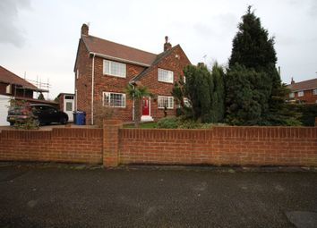 Thumbnail 3 bed semi-detached house for sale in Harewood Avenue, Woodlands, Doncaster, South Yorkshire