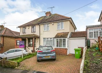 2 bed semi-detached house for sale in Woodstock Road, Strood, Rochester ME2
