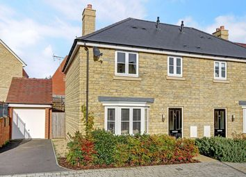 3 bed semi-detached house for sale in Gilligans Way, Faringdon SN7