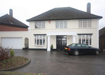 Thumbnail 4 bedroom detached house to rent in Newmans Way, Hadley Wood, London