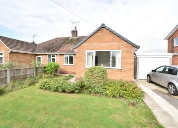 Thumbnail 3 bed semi-detached bungalow for sale in Greet Lily Mill, Station Road, Southwell
