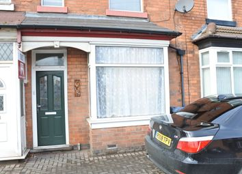 Thumbnail 2 bed terraced house to rent in Fox Hollies Road, Birmingham