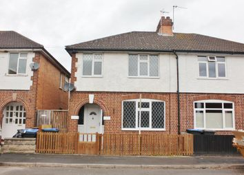 Thumbnail 3 bedroom semi-detached house for sale in Park Road, Ratby, Leicester