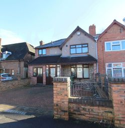 Thumbnail 5 bed semi-detached house to rent in Stanley Street, Bloxwich, Walsall