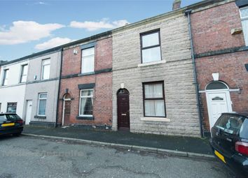 Thumbnail 2 bedroom terraced house for sale in Wood Street, Bury, Lancashire