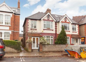 Thumbnail 4 bed semi-detached house to rent in Chandos Avenue, London
