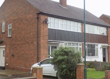 Thumbnail 3 bed semi-detached house to rent in Byland Road, Nunthorpe, Middlesbrough