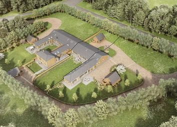 Thumbnail 5 bed barn conversion for sale in Huskissons Yard, Kings Cliffe, Peterborough