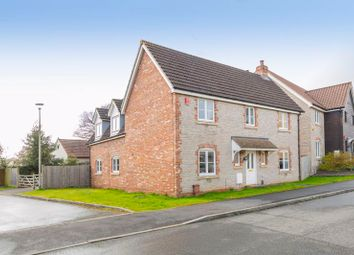 Thumbnail 4 bed detached house for sale in Kings Croft, Long Ashton, Bristol