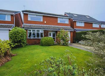Thumbnail 4 bed detached house for sale in The Asshawes, Heath Charnock, Chorley, Lancashire