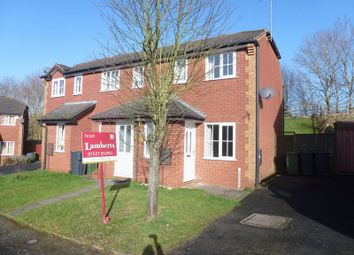 Thumbnail 2 bedroom terraced house to rent in Abbey Close, Bromsgrove