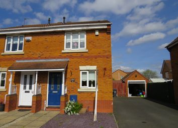 Thumbnail 2 bedroom semi-detached house for sale in Red River Road, Walsall
