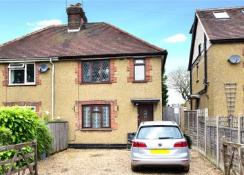 Thumbnail 3 bed semi-detached house for sale in Bryfield Cottages, Bovingdon, Hertfordshire