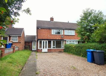 Thumbnail 2 bed semi-detached house for sale in Norton Lane, Burntwood