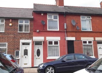 3 bed terraced house for sale in Dundonald Road, Leicester LE4