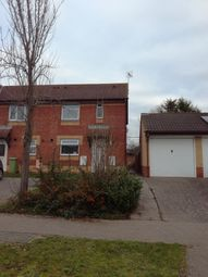 Thumbnail 3 bed semi-detached house to rent in Rhodes Place, Milton Keynes