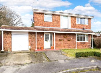 Thumbnail 3 bed detached house for sale in Pelham Close, Whitehill, Hampshire