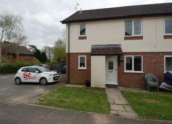 Thumbnail 2 bed property to rent in Walnut Close, Netheravon, Salisbury